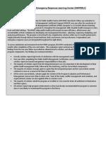 NW PERLC Evaluation
