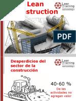 Lean Construction - Lean Training Chile