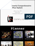 Johnson County Comprehensive Plan Committee Meeting 11.29.2016