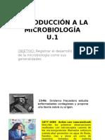 Introducción a La Microbiología Nutri u1