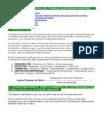 Concepción Integral Del Trabajo en Divisiones Menores