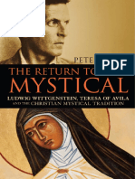 Continuum International Publishing The Return to the Mystical, Ludwig Wittgenstein Teresa of Avila and the Christian Mystical Tradition (2011).pdf