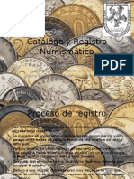 Catalogo de Monedas
