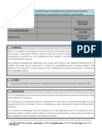 Policy Form