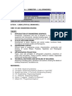 B Tech I Syallabus2014(2)