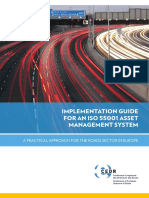 Implementation Guide for an ISO 55001 Asset Management System