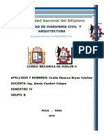 Caratula Civil Materiales