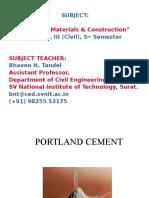 Class 6 Cement 1