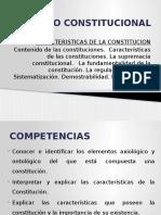 Caracteristicas y Contenido de La Constitucion