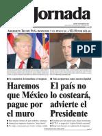 La jornada (diario) 12 de enero de 2017