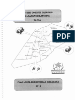 Plan SegD Ciudadana 2016