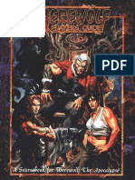 Werewolf the Apocalypse - Player's Guide (2nd Edition)
