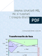 Prezentare Diagrama Schafller