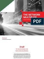 The Network Multiplier