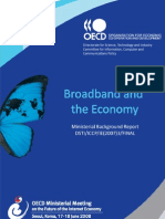 Broadband and the Economy