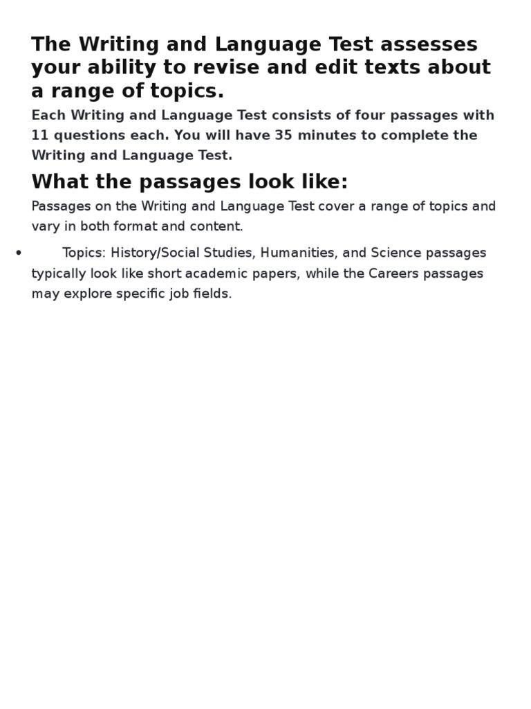 Sparknotes sat essay
