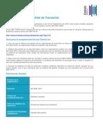 09 Ebmt Iso 90012015 Checklist de Transicion