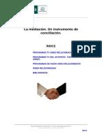 Bibliografia UNED sobre Mediación y otros temas