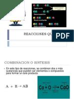 REACCIONES QUIMICAS (2)