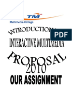 Proposal Mmd