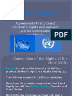 Past UN Resolutions