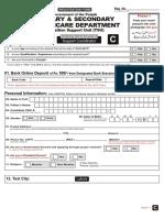 PriSecHlth TSU Form