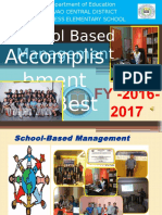 SBM Accomplishment Report Final.ppt