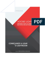 Lightroom - Comecando a Usar