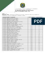 01. Relação de Aprovados Na Prova Escrita VCG