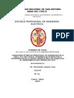 Estructura de Plan de Tesis IEEIM de FERNANDO LOZANO