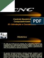 Aulas 01 - CNC- Introdução e Coordenadas