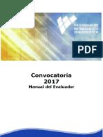 Manual Evaluador 2017