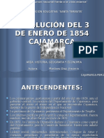 1.1revolucin Del 3 de Enero de 1854-Cajamarca