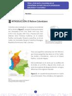 Colombia País Biodiverso y Cultural