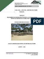 Estudio de Mecanica de Suelos - MRALF