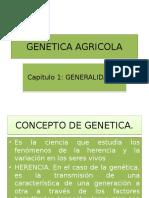Genetica Agricola i