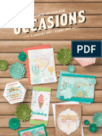 2016-17 Occasions Catalog