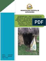 3. Informe de Vulnerabilidad y Riesgos Agua y Saneamiento
