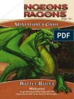 4th - Miniatures Battle Rules