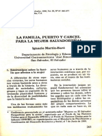 (1988)La Familia Puerto y Carcel Para La Mujer Salvadorena