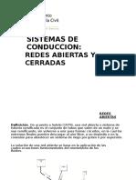 243286755 Redes Abiertas y Redes Cerradas PDF