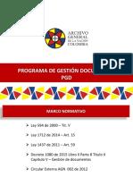 PGD Socializacion Bucaramanga Estudiantes