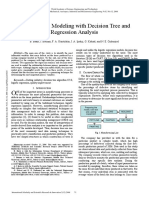 Defect Cause Modeling With Decision Tree and Regression Analysis