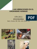EFECTO DE LAS VIBRACIONES