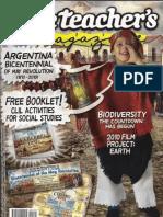 Argentina Bicentenario-Teachers Magazine