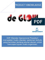 PPT SOP & Product Knowladge
