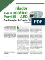 2010_DesfibriladorAutomáticoPortatil-ConsideraçõesdeProjeto