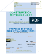 119268717-10-Storey-Construction-Methodology.doc