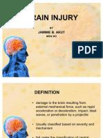 Brain Injury Final