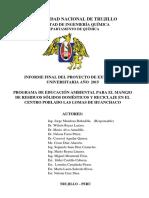 Informe Final Proy Social 2015 1